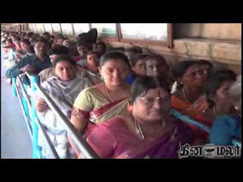 Dinamalar - Women worship in Amman Temples on Aadi Friday - Dinamalar July 18th 2014 Tamil Video News.