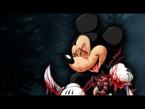MICKEY MOUSE WILL KILL YOU - RIP CHILDHOOD! [SLENDER MICKEY] Mickey Mouse Horror Game