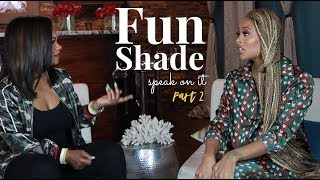 Video The Real Housewives of Atlanta Speak On It with Eva pt 2 FUN SHADE MP3, 3GP, MP4, WEBM, AVI, FLV Maret 2019