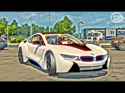 BMW i8 + Interior v3.0 (Updated) [1.30.x]