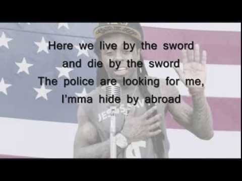 God Bless Amerika-Lil Wayne LYRICS