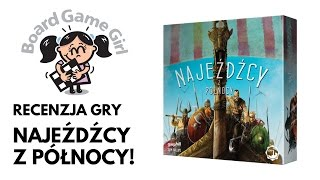 "Kampania dodatków do gry: https://wspieram.to/najezdzcydodatkiMoja strona na Facebooku: https://www.facebook.com/BoardGameGirlSubskrybuj mój kanał: https://www.youtube.com/user/BoardGameGirlTVMusic: ""Frost Waltz"", Kevin MacLeod (incompetech.com), ""Snow Queen"", Kevin MacLeod (incompetech.com)"
