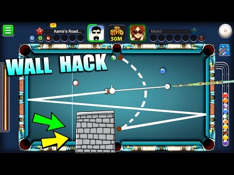 8 Ball Pool Wall Hack • Ball Changes Path - CHECK THIS OUT (видео)