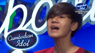 Khmer TV Show - Cambodian Idol, Week 5