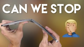 #BendGate for iPad Pro? defense rant