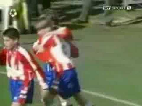 Fernando Torres en el Atlético de Madrid
