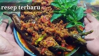 Video Balado terong super hoot&enak[super delicious eggplant balado recipe MP3, 3GP, MP4, WEBM, AVI, FLV Maret 2019