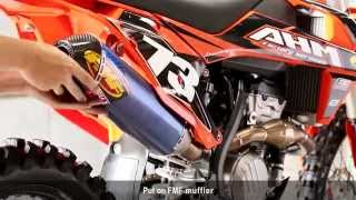 10. FMF Power Tip! How To Remove Stock KTM Header