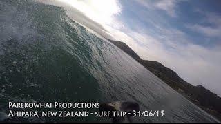 Ahipara New Zealand  city photos gallery : 15' Surf - Ahipara, New Zealand