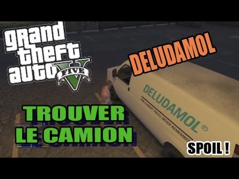 comment trouver mission gta v