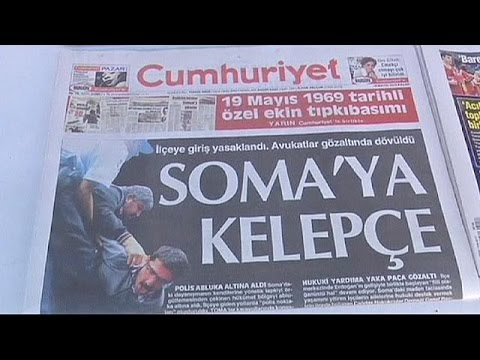 Catastrophe minière en Turquie: tristesse et colère