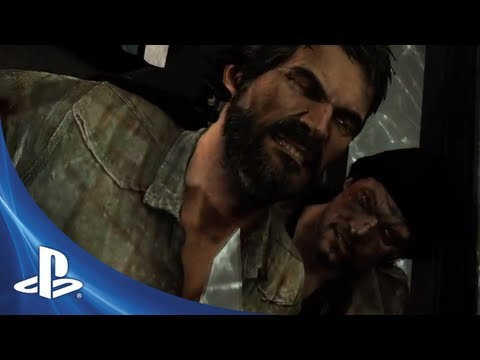 The last of Us Gamescom 2012 Trailer