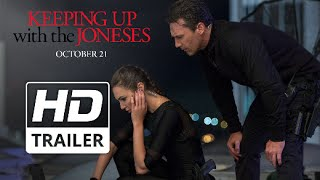 Nonton Keeping Up With The Joneses   Official Hd Trailer  1   2016 Film Subtitle Indonesia Streaming Movie Download