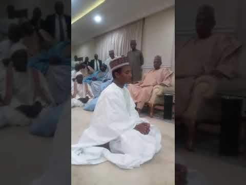 Melodious Voice Of The Riciter To Represent Nigeria At World Qur'anic Recitation In Saudi Arabia