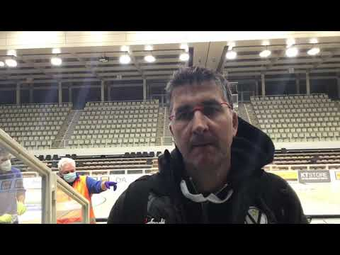 Virtus, Bjedov e Weems post match Trento