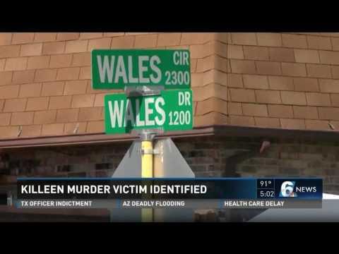Killeen murder victim identified