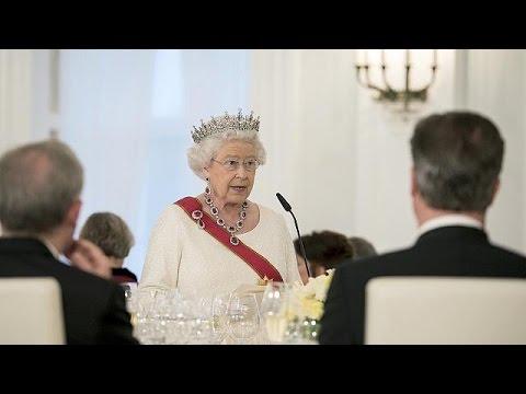 Στη Γερμανία η βασίλισα της Μ. Βρετανίας Ελισάβετ.