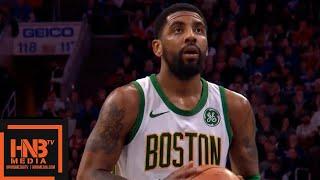 Boston Celtics vs Philadelphia Sixers 1st Half Highlights | March 20, 2018-19 NBA Season
