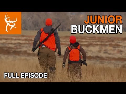 JUNIOR BUCKMEN | Buck Commander | Full Episode