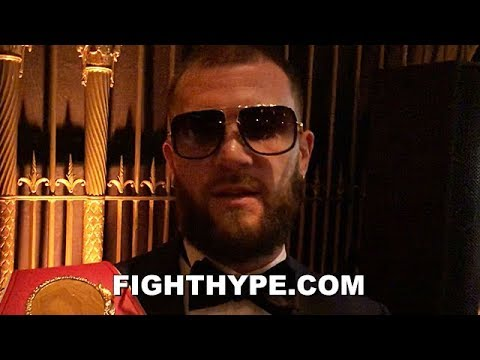 "CALEB PLANT KEEPS IT REAL ON HIS ""OLD SCHOOL BOXING"" VS. MIKE LEE'S ""SPORTS SCIENCE"""