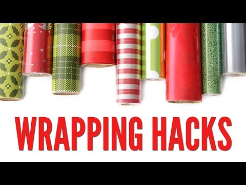 5 Wrapping Hacks You Need To Know