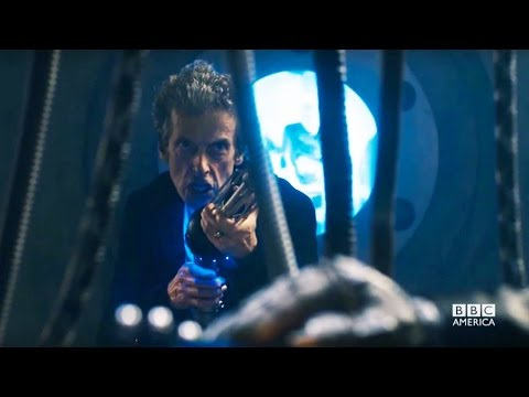 Doctor Who 9.02 (Clip 'The Doctor and Davros')