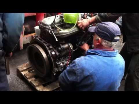 Reparatie motor Iveco 8065.24