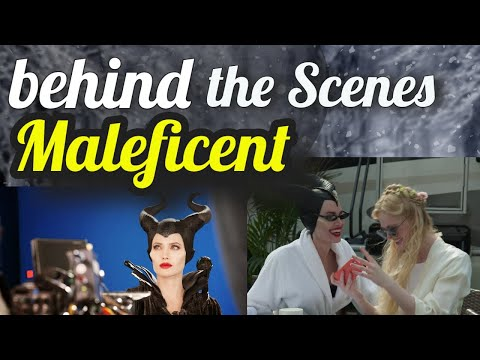 "behind the scenes of ""Maleficent: mistress of evil""   part 1"