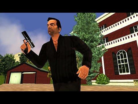 تختيم درايفر ليبرتي ستي ستوريز Grand Theft Auto Liberty City Stories النهايه قتال العصبات  #21