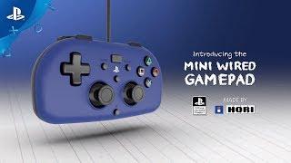 HORI - Mini Wired Gamepad - Launch | PS4