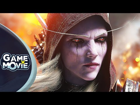 WORLD OF WARCRAFT : BATTLE FOR AZEROTH - Film Complet (Game Movie) FR 1080p Alliance & Horde