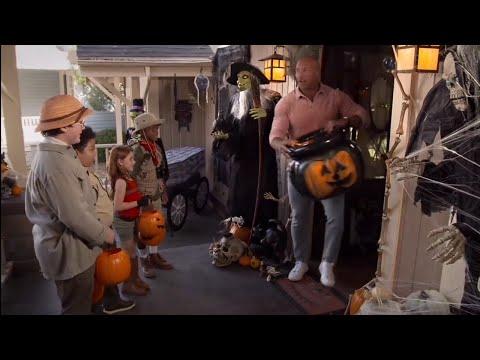 JUMANJI: The Next Level - Happy Halloween TheRock DwayneJohnson KevinHart JackBlack KarenGillan