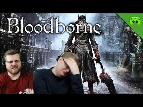 BLOODBORNE # 9  - Verarscht «» Let's Play Bloodborne Together | HD Gameplay