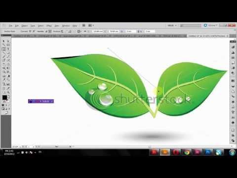 logo design in Illustrator Tutorial   illustrator logo