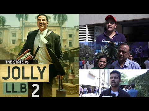 Public Review Of Film Jolly LLB 2