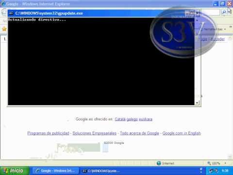 Windows Server 2003   Directivas para impedir navegar con IExplorer