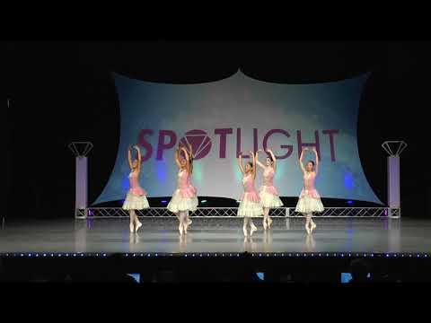 Best Bal/Open/Acro // VILLAGERS' DANCE FROM SWAN LAKE - Dance Theatre International [San Jose 2, CA]