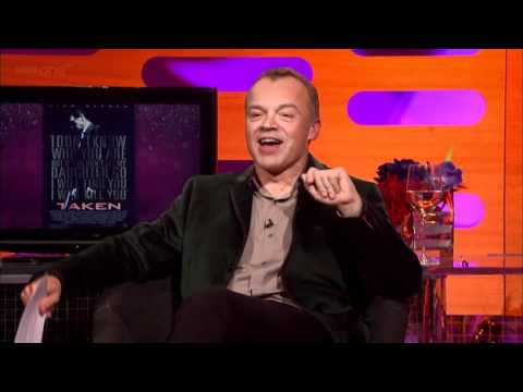 Liam Neeson - The Graham Norton Show S10E13 feat. Liam Neeson, Patrick Stewart, Alan Davies and performance by Ed Sheeran.
