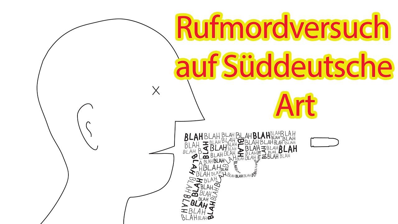 Wie mich die Süddeutsche aus der Bundespressekonferenz mobben will