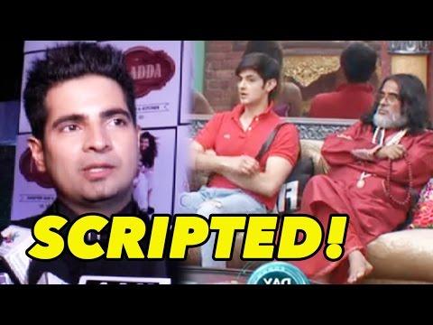 WHAT! Karan Mehra Calls Bigg Boss 10 Scripted!!