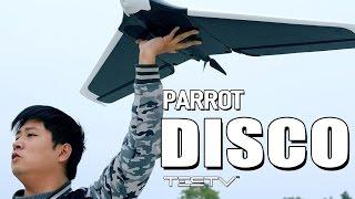 PARROT DISCO FPV 操作影片