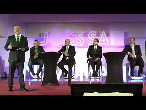 Presentació dels nous projectes de Casino de la societat JOCS, SA