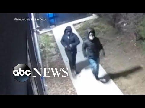 Manhunt underway after shooting of recent college graduate