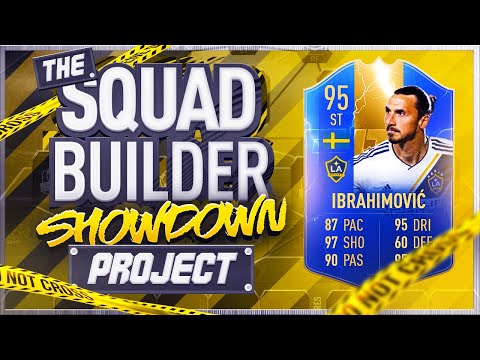FIFA 19 SQUAD BUILDER SHOWDOWN!!! TEAM OF THE SEASON IBRA!!! The Squad Builder Showdown Project