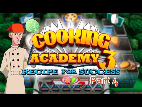 Cooking Academy 3 - Gameplay Part 4 (1/3) Produce