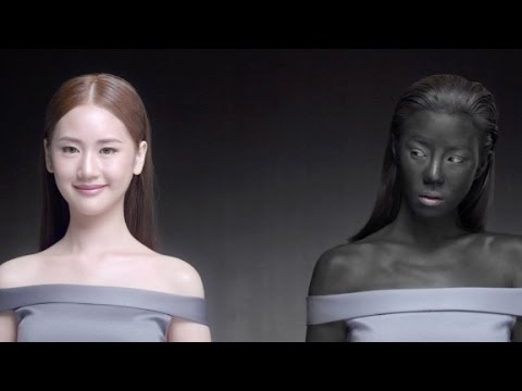 Being White Is The Key To Success? New Thai Beauty Ad says Being White Is Right