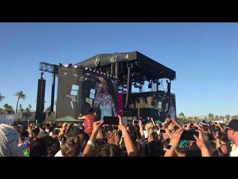Sza ft. cardi b - live @ coachella 2018 weekend 2