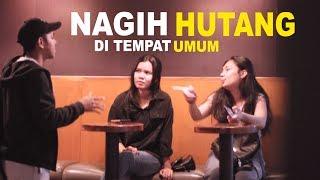 Video NAGIH HUTANG KE ORANG GA DI KENAL with BRAM DERMAWAN & JORDAN NUGHRAHA -PRANK INDONESIA MP3, 3GP, MP4, WEBM, AVI, FLV Oktober 2017