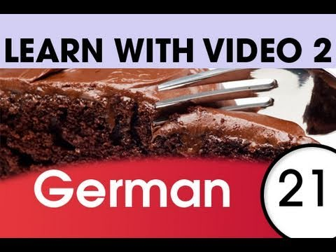 Learn German with Video – German Recipes for Fluency