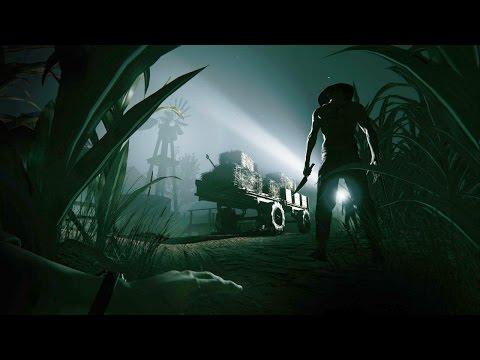 Прохождение Outlast 2 Demo [60 FPS]
